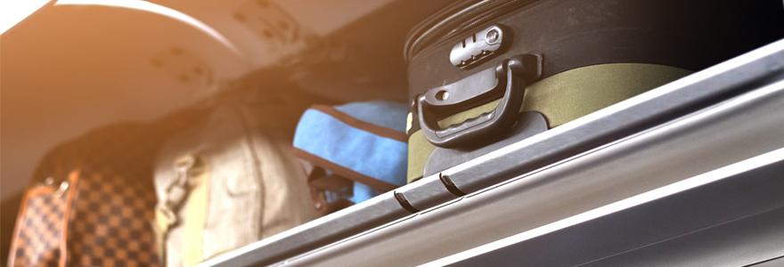Modèles de valise cabine